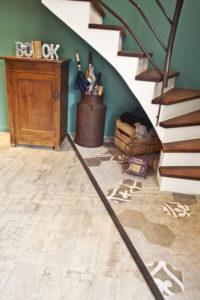 palier maison rénovée ramonville