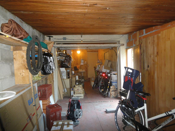 Un garage transform en suite parentale toulouse for Amenager un garage en suite parentale