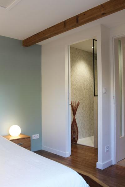 un garage transform en suite parentale toulouse. Black Bedroom Furniture Sets. Home Design Ideas