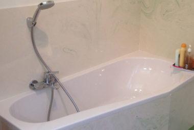 remplacement de salle de bains
