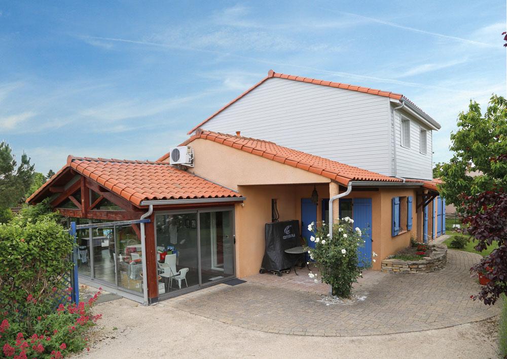 Agrandir une maison de plain pied simple cliquez sur les for Agrandir une maison