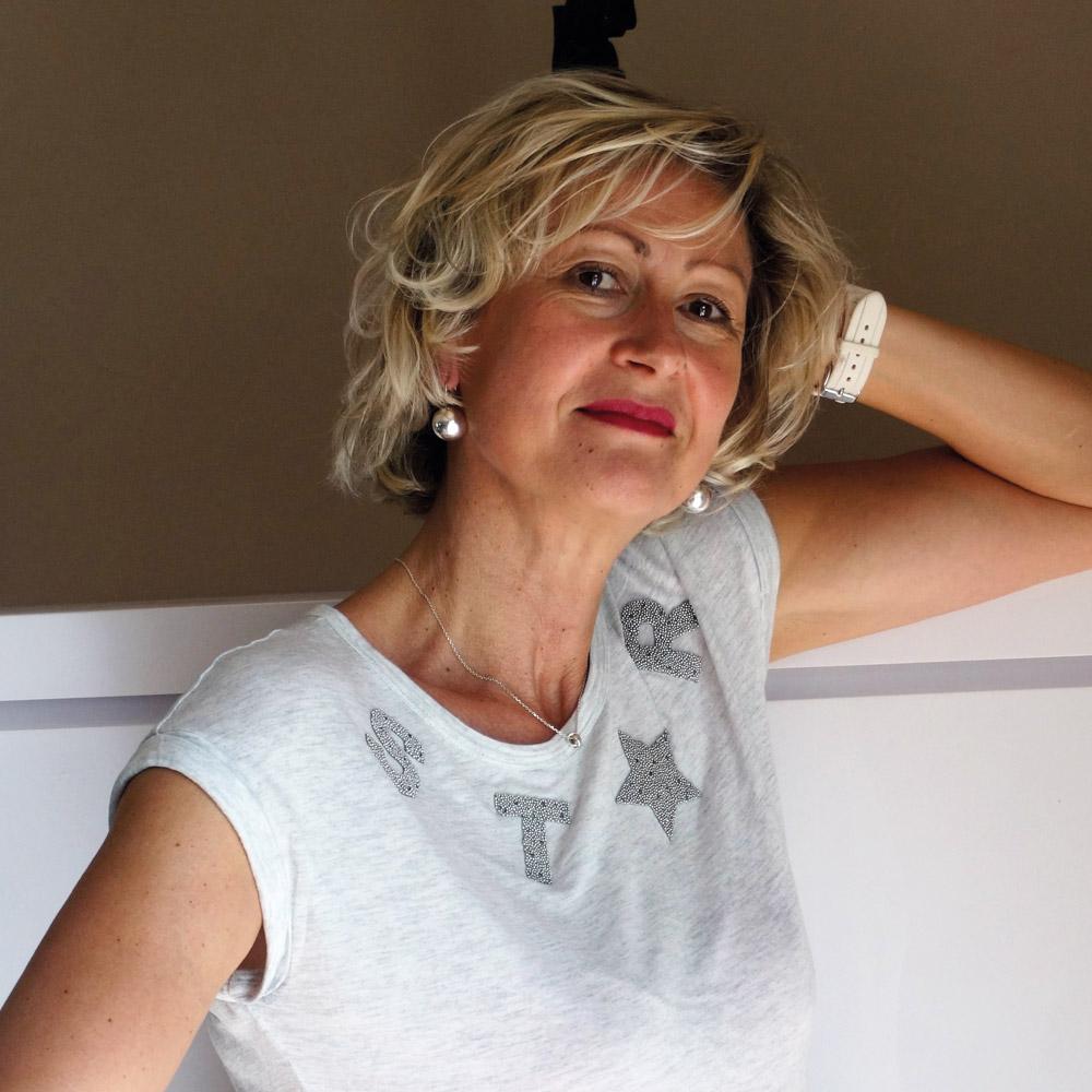 Corinne Racaud, décoratrice d'intérieur