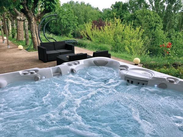 À Toulouse, un spa dans son jardin ou sur la terrasse