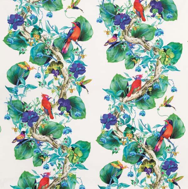 Les marques anglaises de papiers peints - MA MAISON
