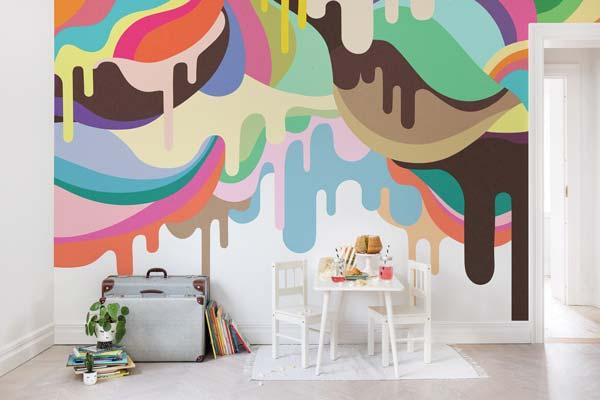 papier peint toulouse rebel walls