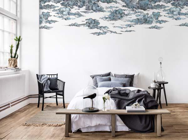 La vision suédoise des papiers peints - MA MAISON