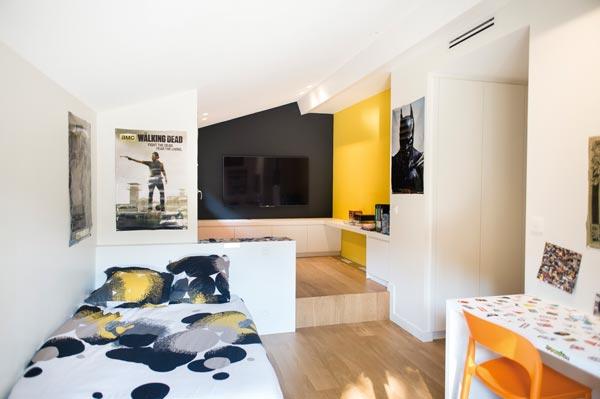 maison vieille toulouse carte blanche deux architectes toulousaines ma maison. Black Bedroom Furniture Sets. Home Design Ideas