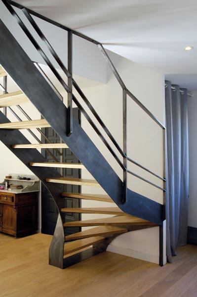 escalier 3jmp