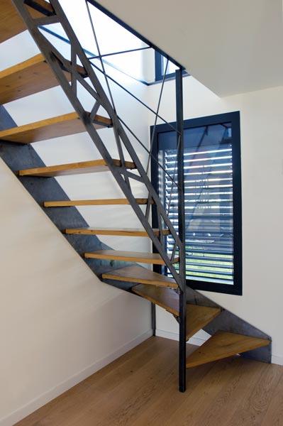 Escaliers Bois Et Metal En Region Toulousaine Ma Maison