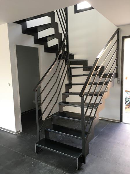 escalier contigiani colomiers toulouse