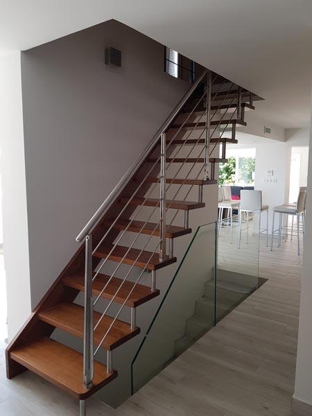 escalier échelle 31