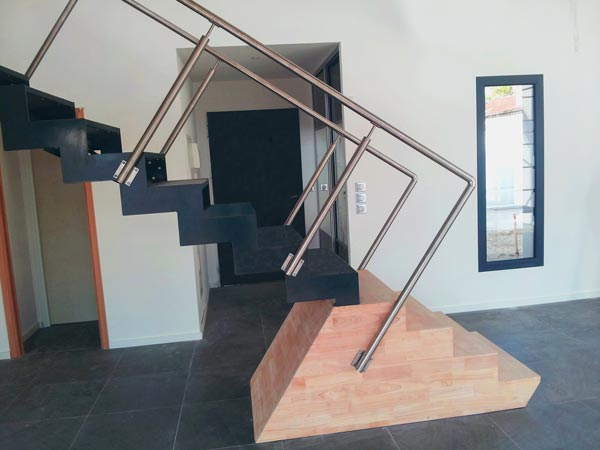 escalier fer & tendance toulouse