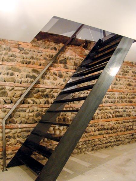 escalier intérieur métal toulouse