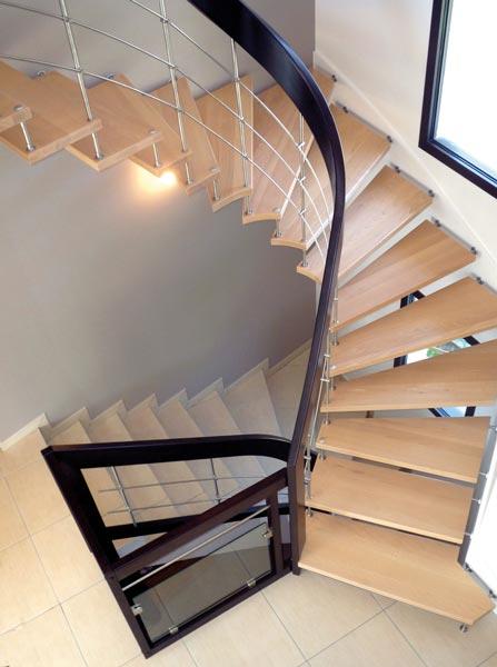 escalier maurel revel