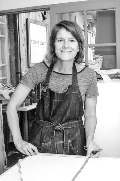 Virginie Lobrot, artisane designer, mobilier Temps Libre