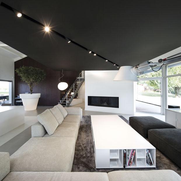 am nager un grand espace l 39 chelle ma maison. Black Bedroom Furniture Sets. Home Design Ideas