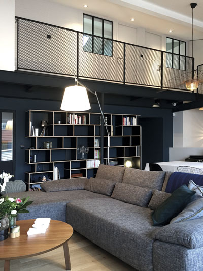 Maison sur le toit à Toulouse - MA MAISON magazine gratuit