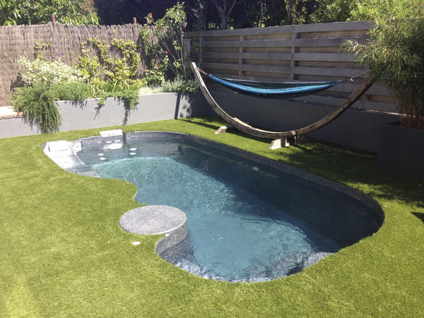 Agreable Composite Pool Blagnac Toulouse Pisciniste