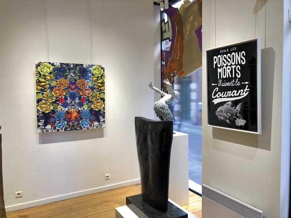 Julien Soone Toulouse 50cinq Galerie daudet