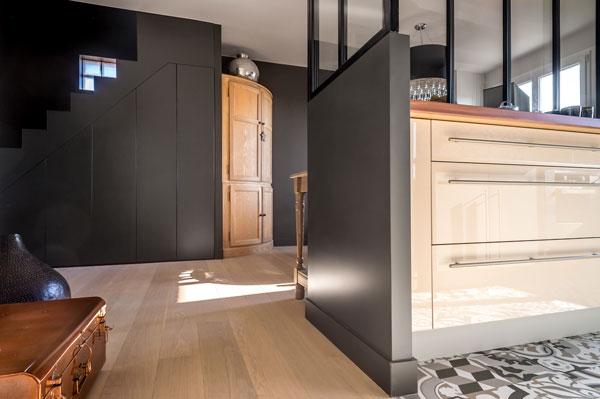 Sophie Bannwart Toulouse Rénovation appartement