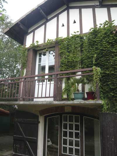 jean charrière architecte maison néo basque toulouse rénovation