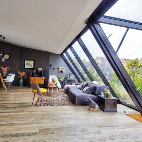 Seuil architecture toulouse duplex