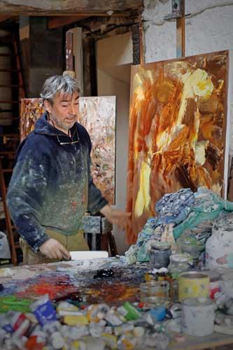 Régis Minois Artiste Cordes-sur-Ciel