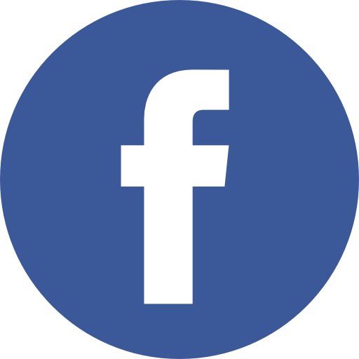 logo Facebook qui ouvre la page de google business ma maison magazine