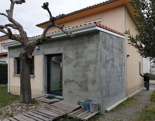 façades avant ravalement par Espace Façades