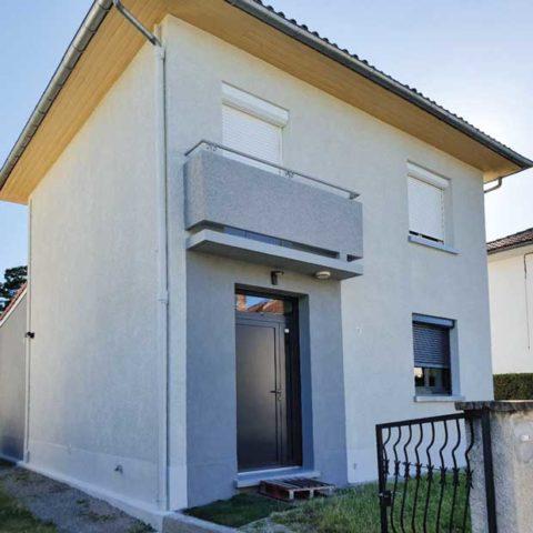 ravalement de façades par Espace Façades