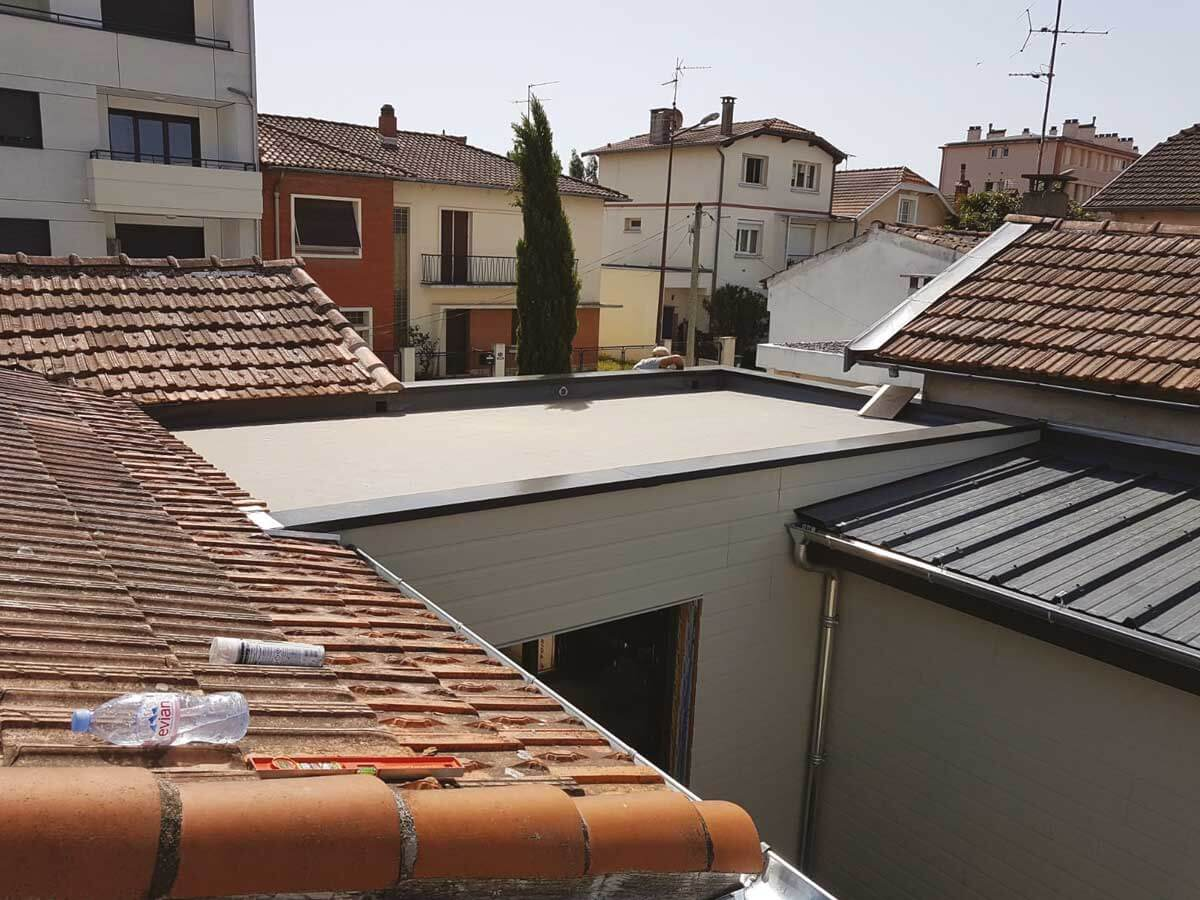 extension bois maison gaspin start toulouse