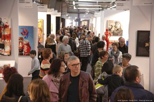 art3f salon d'art contemporain international toulouse