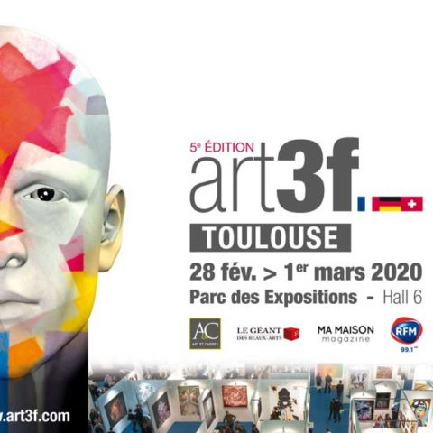 art3f salon international d'art contemporain toulouse