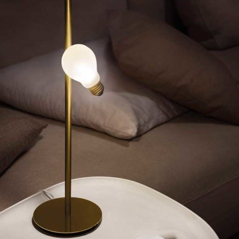 shopping effet levitation idea lamp