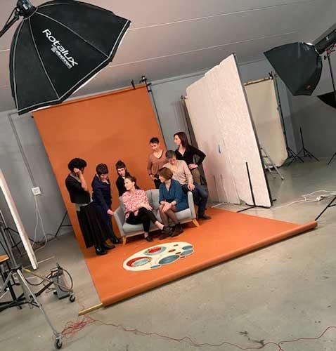 Portraits femmes école ETPA