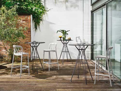 tabouret galaxy bontempi table vincent meuble dauzats toulouse