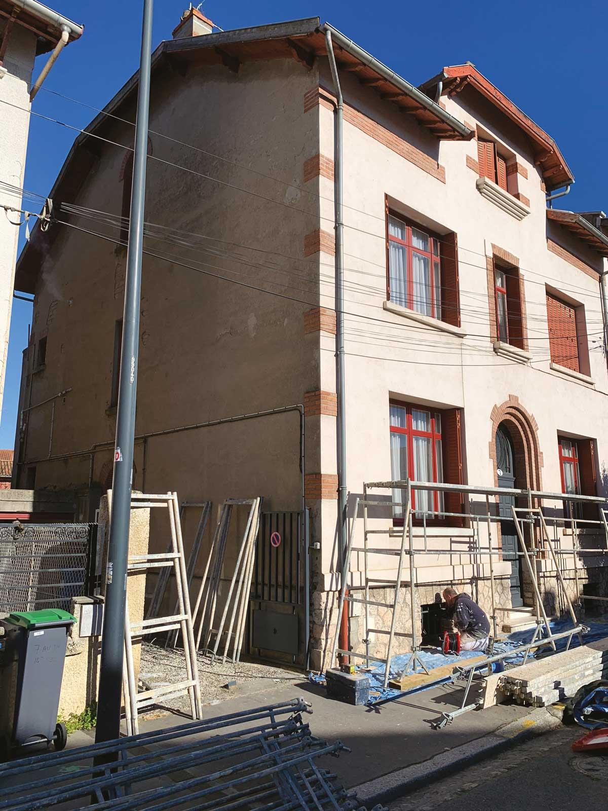 espace façade toulouse