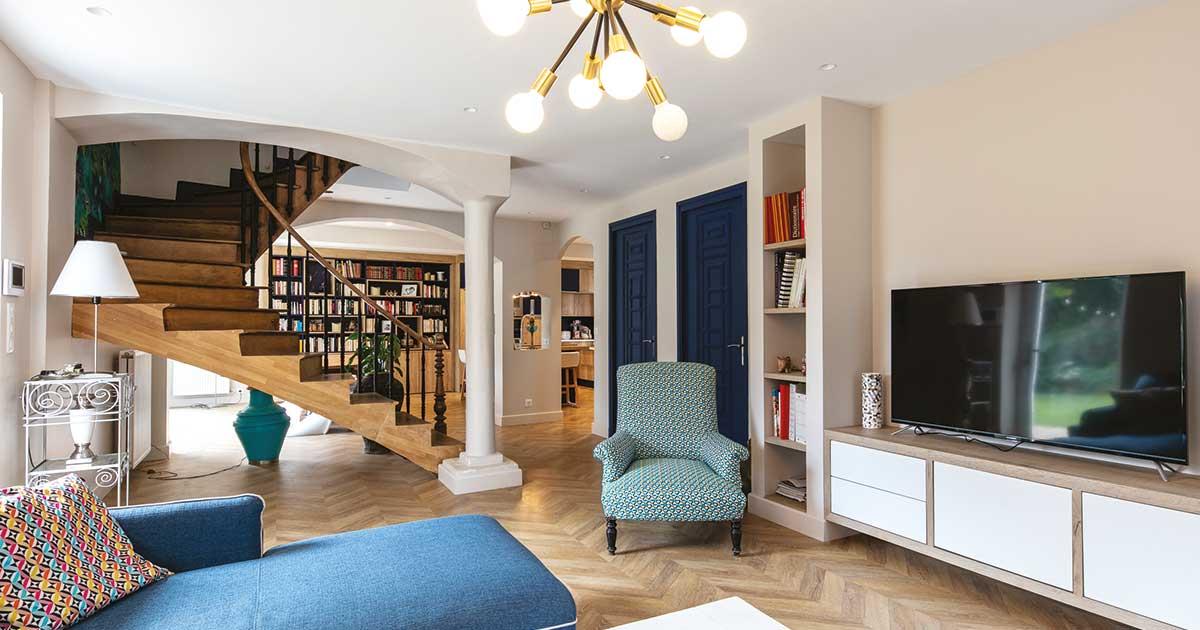 La maison de l'architecte Nathalie Patrigeon - MA MAISON