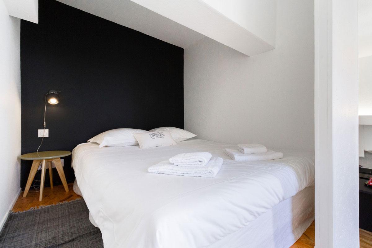 appartement rénové cosy Toulouse carmes Stéphanie Chambourg