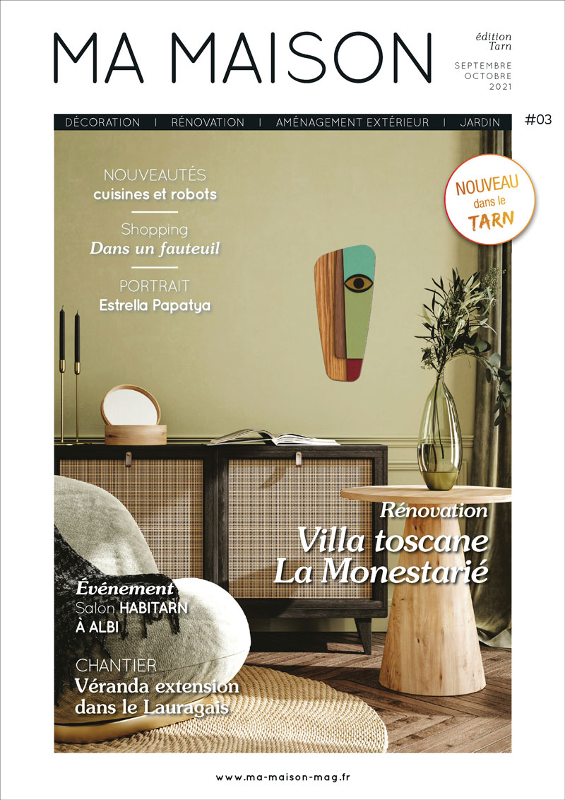 magazine MA MAISON édition Tarn numéro 3