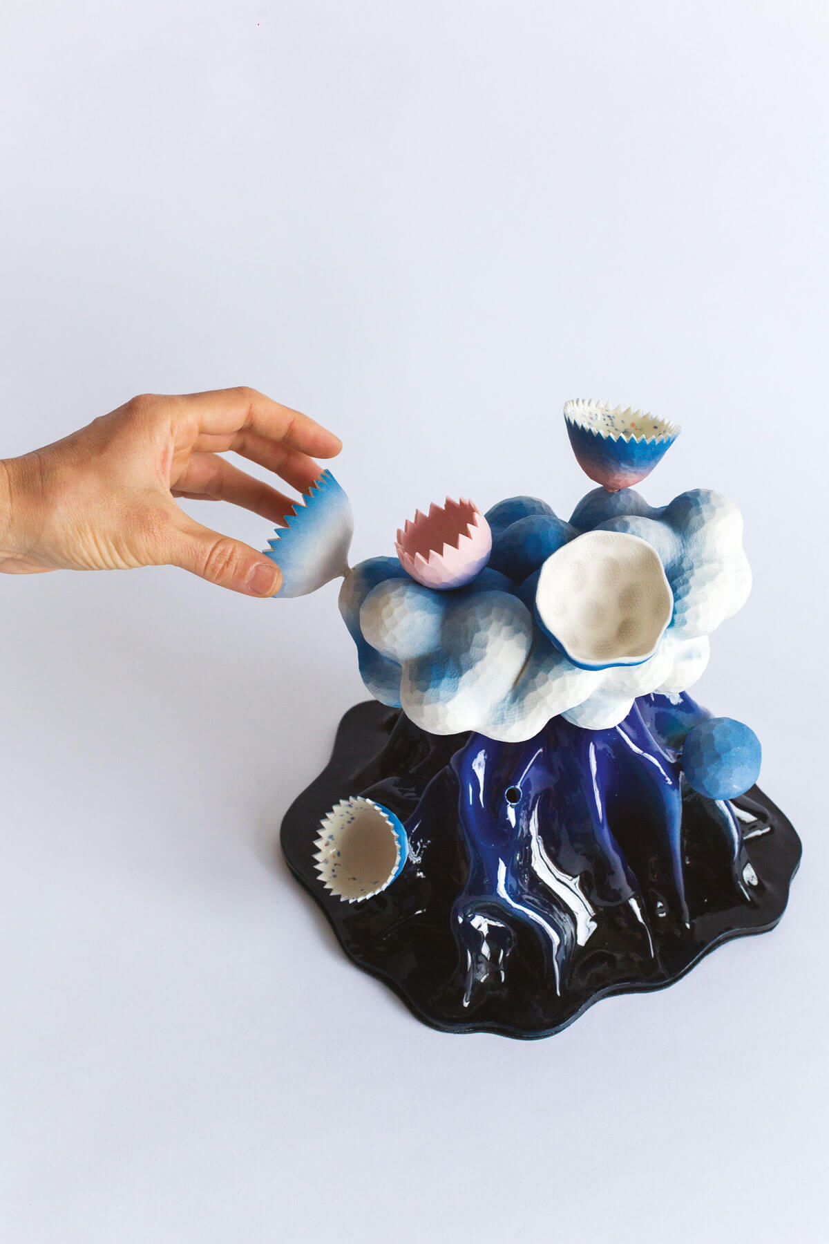 kartini Thomas plasticienne porcelaine