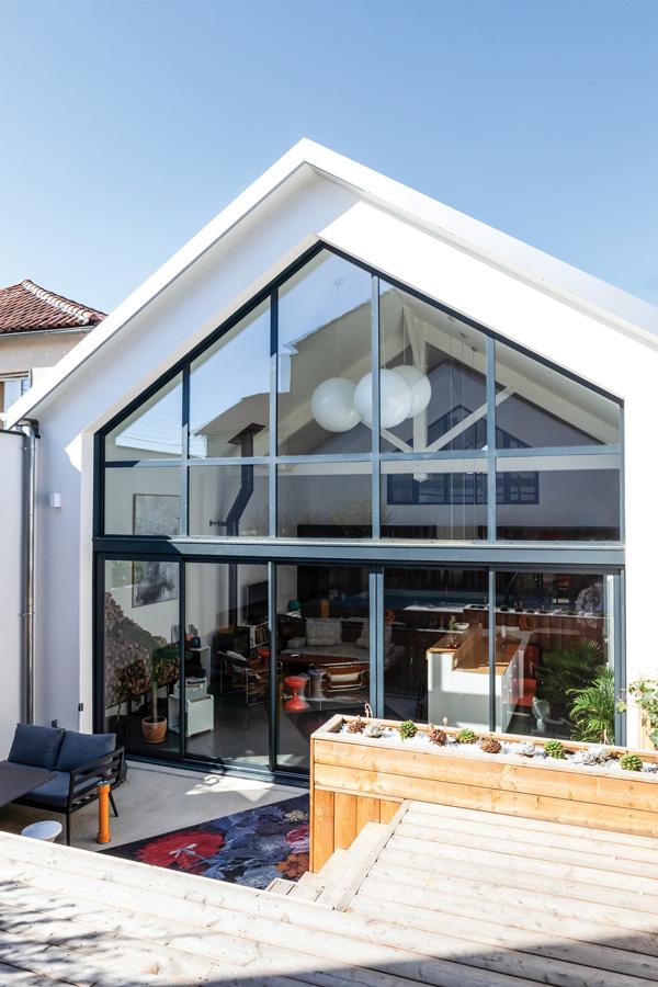 Laetitia Guerry architecte toulouse rénovation