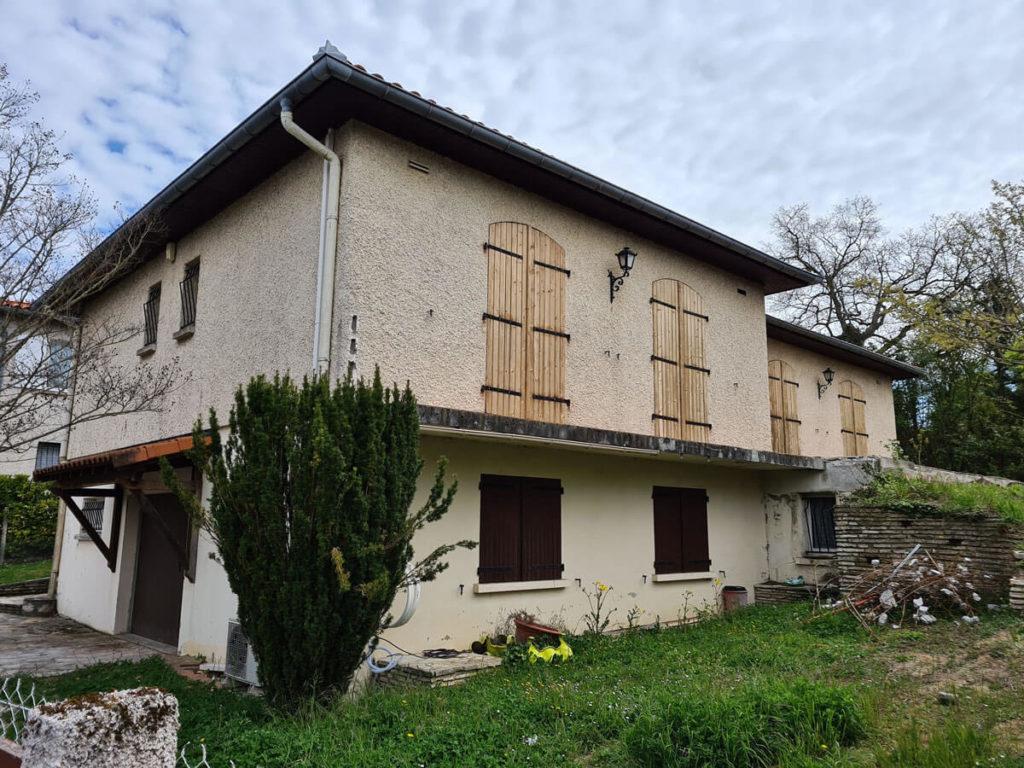 espace façades ramonville Toulouse ravalement de façade